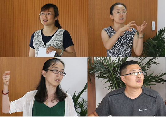 学院举办青年教师信息化教学能力培训-青岛职业技术