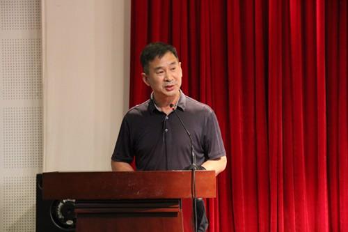学院召开创建全国文明单位动员大会-青岛职业技术学院