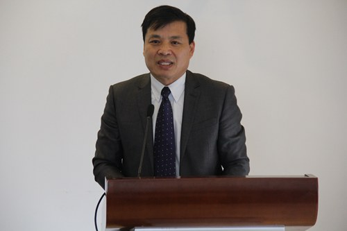 学院召开五届一次教代会-青岛职业技术学院