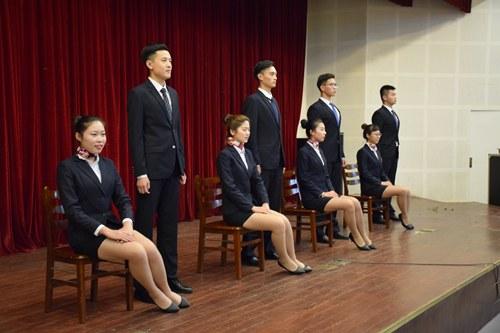 旅游学院举办校友返校主题活动-青岛职业技术学院