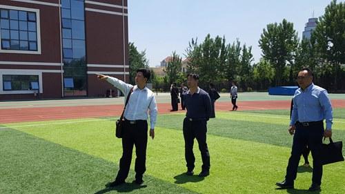 山东轻工职业学院来我院考察交流-青岛职业技术学院